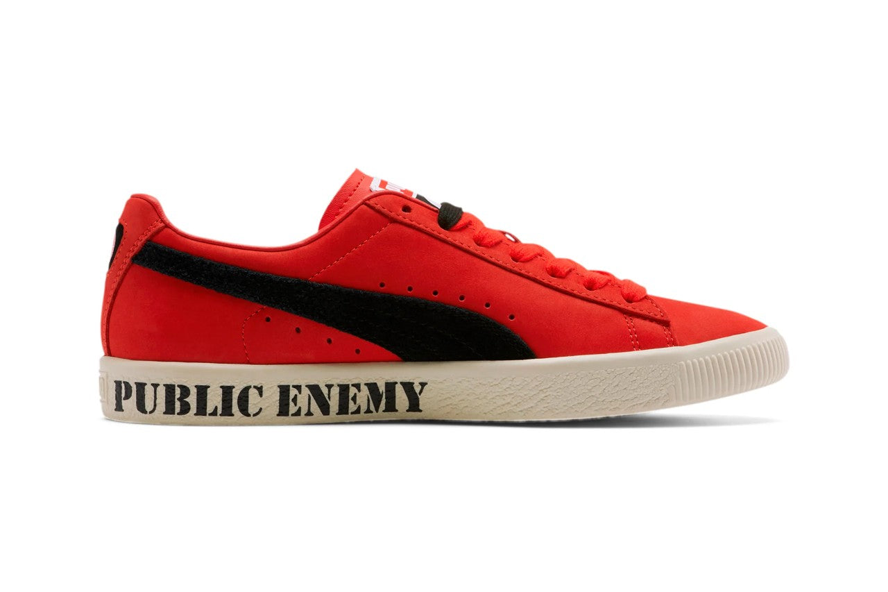 PUMA X PUBLIC ENEMY CLYDE