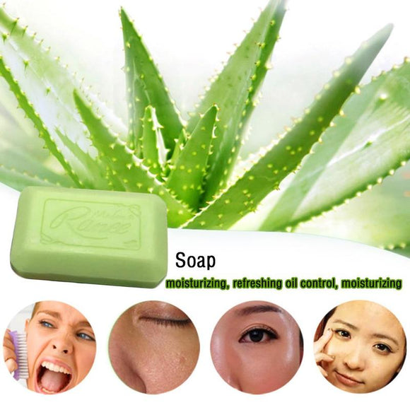 Natural Aloe Vera Moisturizing Face Wash