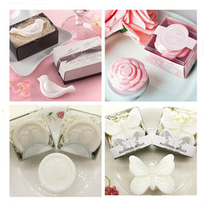 Handmade Soap Favors with Gift Box