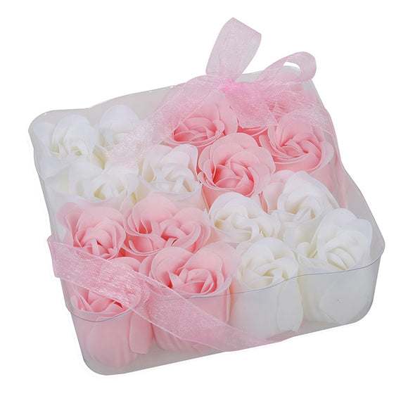 Rose Petal Soap Box