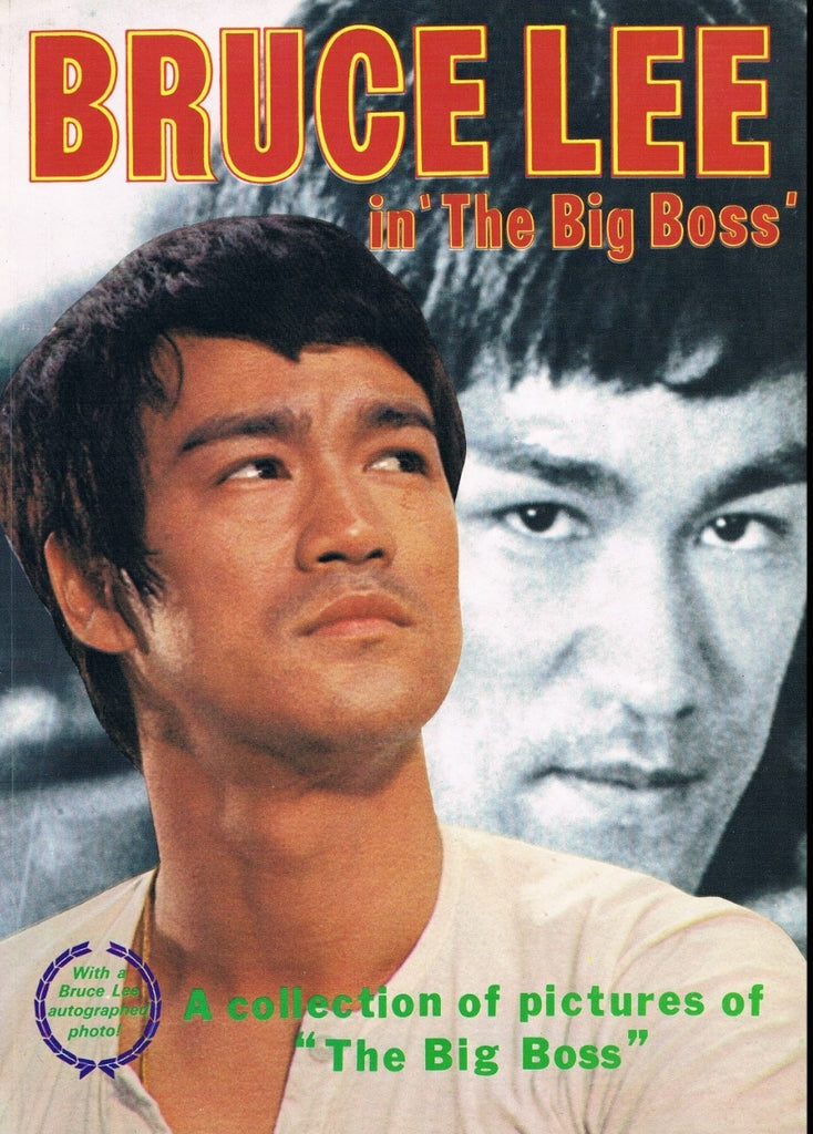 BRUCE LEE IN THE BIG BOSS