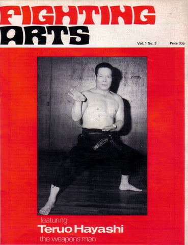 Fighting Arts Issue 03 - Not for Sale