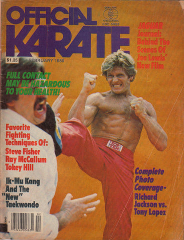 OFFICIAL KARATE February 1980