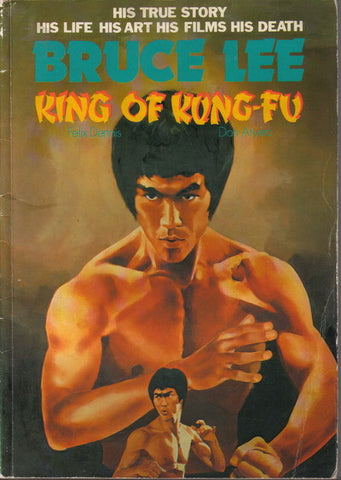 Bruce Lee King of Kung Fu Book