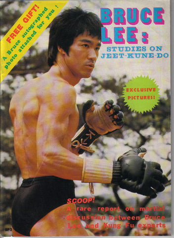 Bruce Lee Memorial Special Studies in Jeet Kune Do Magazine