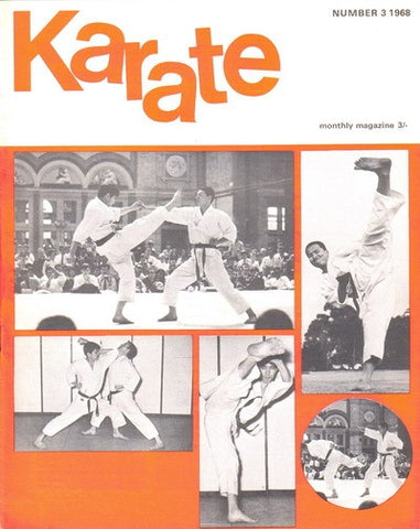 Karate Magazine Issue 03