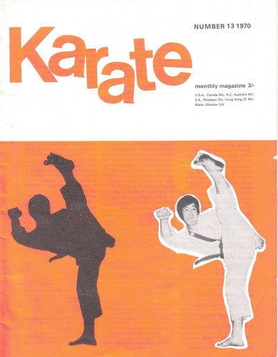 Karate Magazine Issue 13