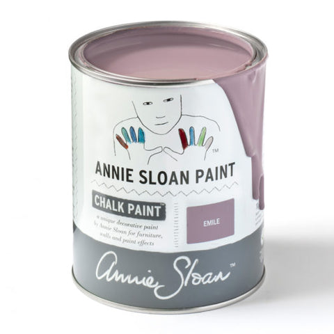 A litre of Chalk Paint® by Annie Sloan ™ in Emile