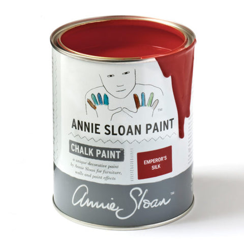 A litre of Chalk Paint® by Annie Sloan ™ in Emperor's Silk