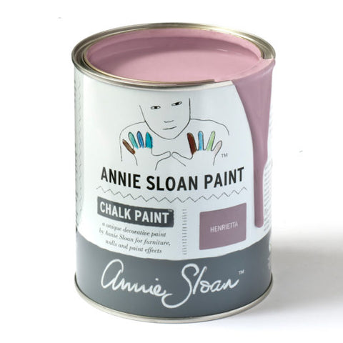 A litre of Chalk Paint® by Annie Sloan ™ in Henrietta