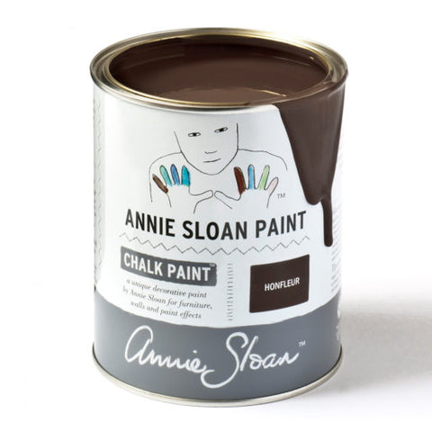 A litre of Chalk Paint® by Annie Sloan ™ in Honfleur