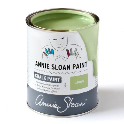 A litre of Chalk Paint® by Annie Sloan ™ in Lem Lem