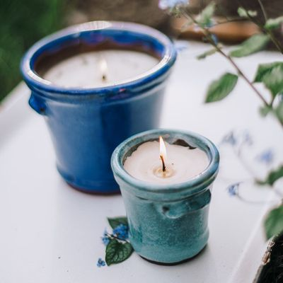 Swan Creek Small Cache Pot Candle