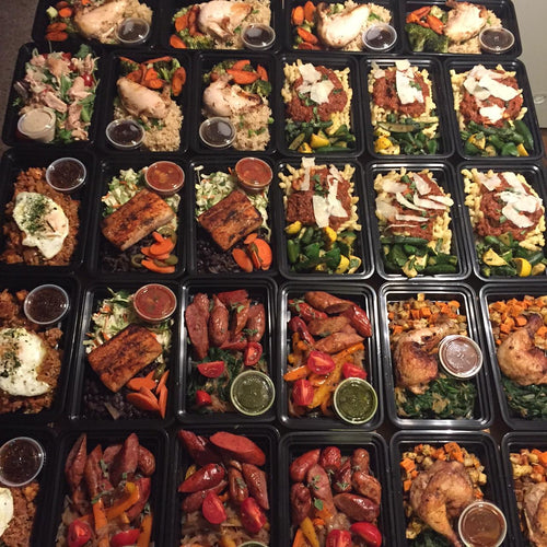 FS Meal Pack - DOUBLE PACK (44 Meals)
