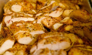 Enticing Chicken Breast