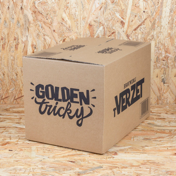Doos Golden Tricky 24x33cl