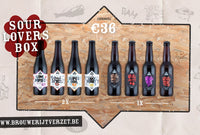 Verzet - Sour Lovers Box - 12 flesjes