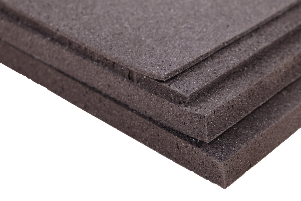 STP Biplast 10mm (0.4inch) 20 sqft car Sound absorption mat, Open Foam Automotive Sound Insulation | Sound Insulation Standartplast STP canada
