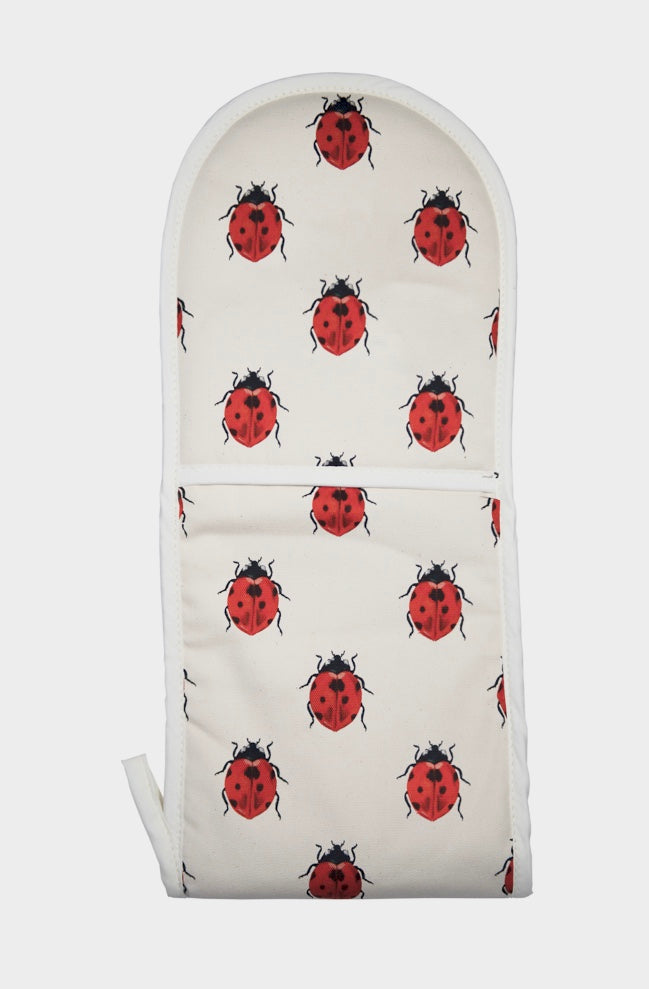 Lady Bird oven mitt