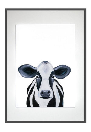 Camilla the Cow print
