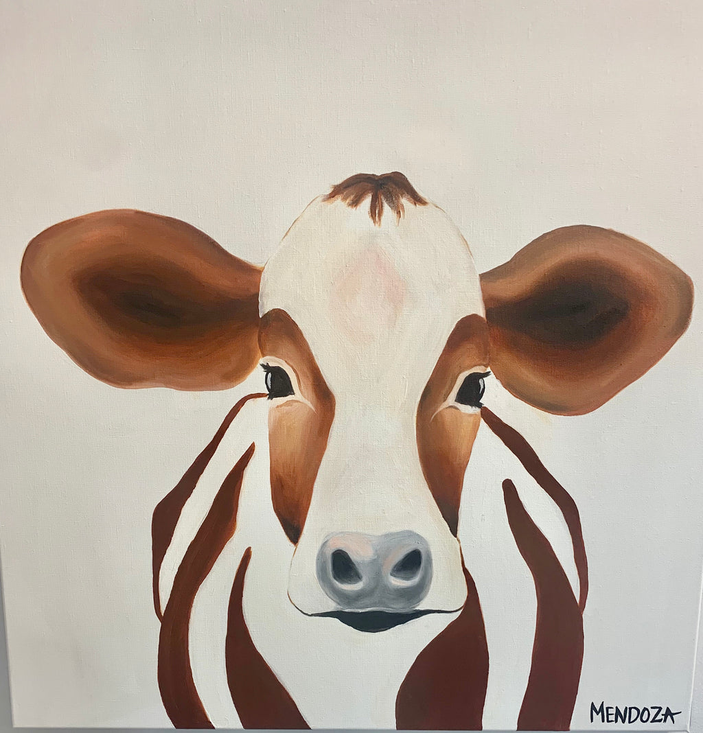 Charlotte The Cow