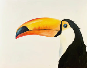 Thomas The Toucan