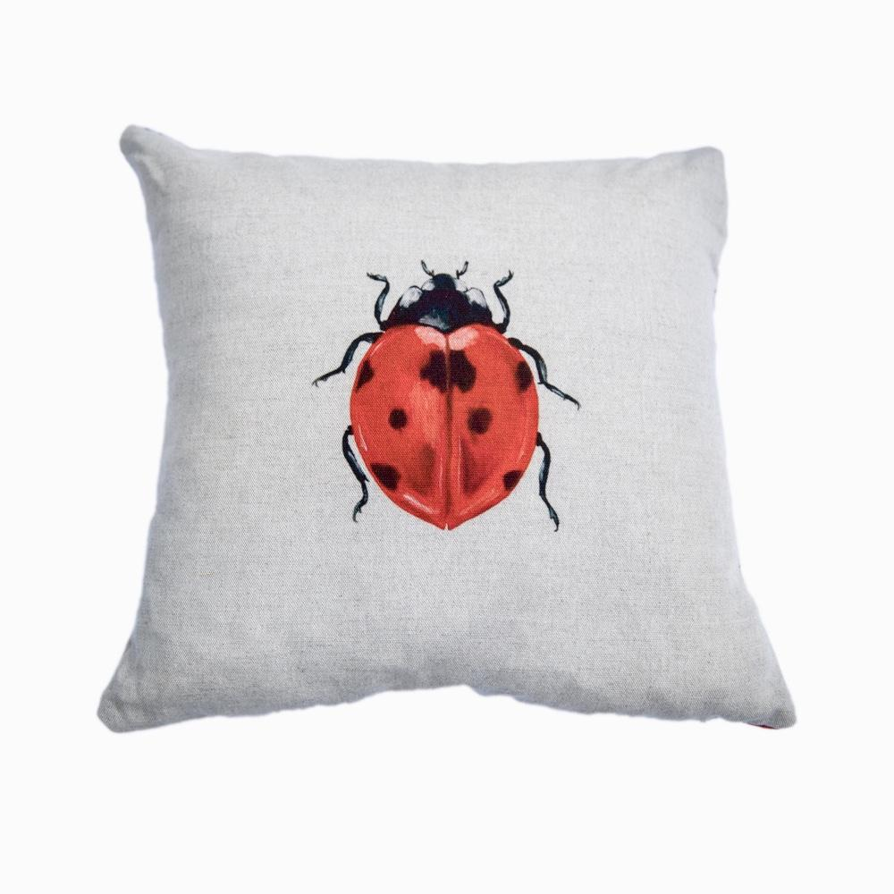 Lady Bird cushion
