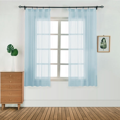 1 PC 100x130 Cm Bedroom Modern Window Curtain Panel