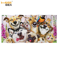 Load image into Gallery viewer, Microfiber Towels Cats/Dogs/Horse/Ocean