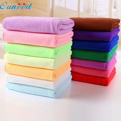 Absorbent Microfiber Drying Beach Towel