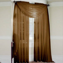 Load image into Gallery viewer, 95X200CM Multi-Styles Scarf Assorted Sheer Curtains