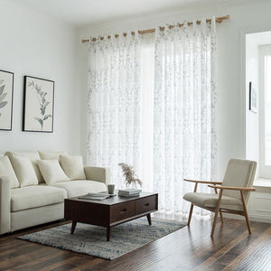 Modern Tulle Curtains