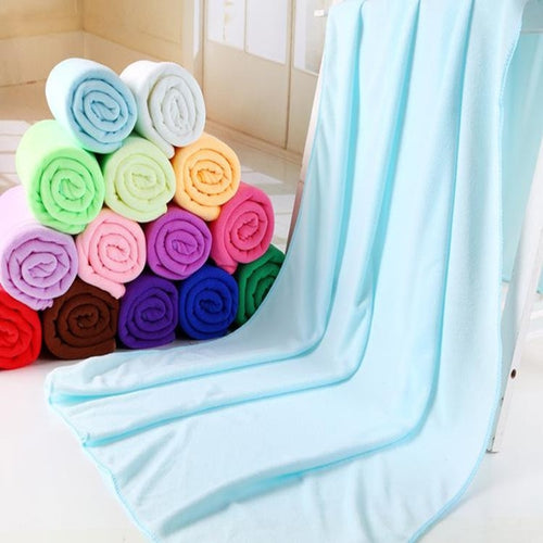 Absorbent Drying Bath Towel