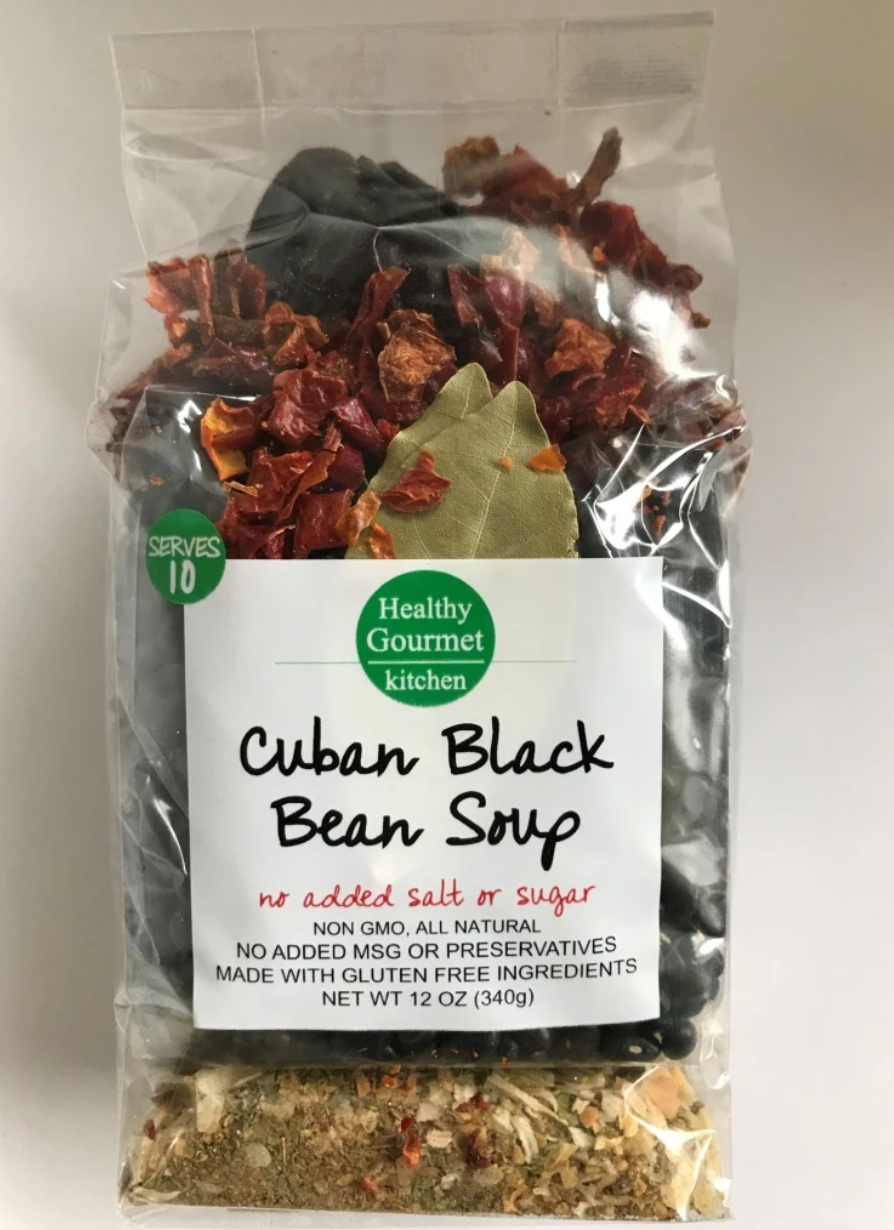 Cuban Black Bean