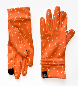 Firecracker Reflective Gloves