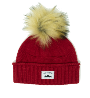 Tin Lid Hat Co. The Red WBN Beanie