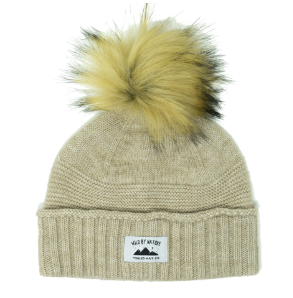 Tin Lid Hat Co. The Tan WBN Beanie