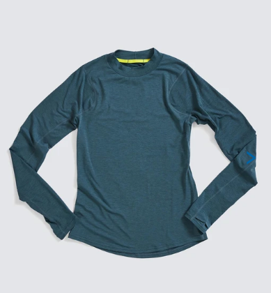 Swift Tech Mockneck Long Sleeve