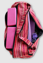 Load image into Gallery viewer, XL Cotton Yoga Bag - Different Colors