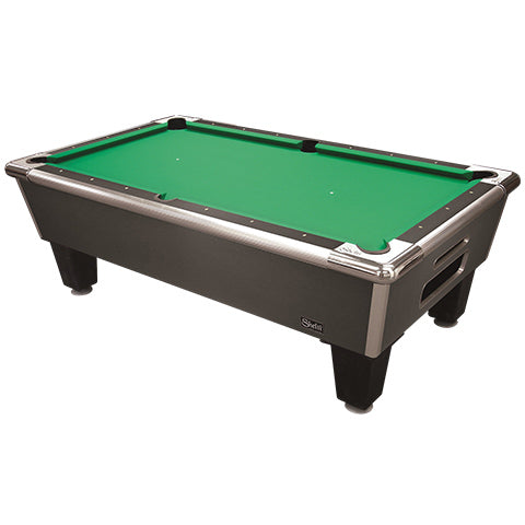 Gold Standard Games Bayside Charcoal Home Pool Table