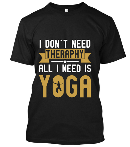 I Don't Need Therapy