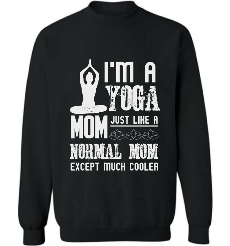 I AM Yoga Mom