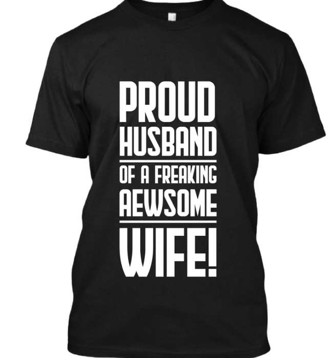 Proud Husband