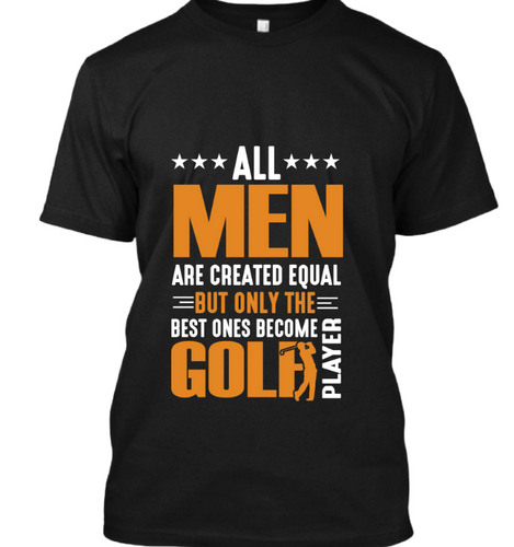 All Mens are created Equal