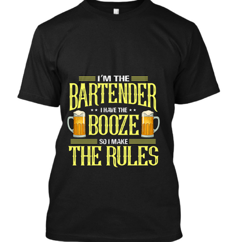 I M the Bartender