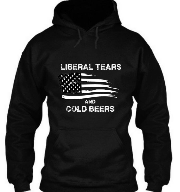 Liberal tears and cold beers