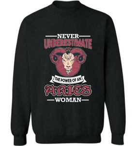 Never underestimate power of Aries
