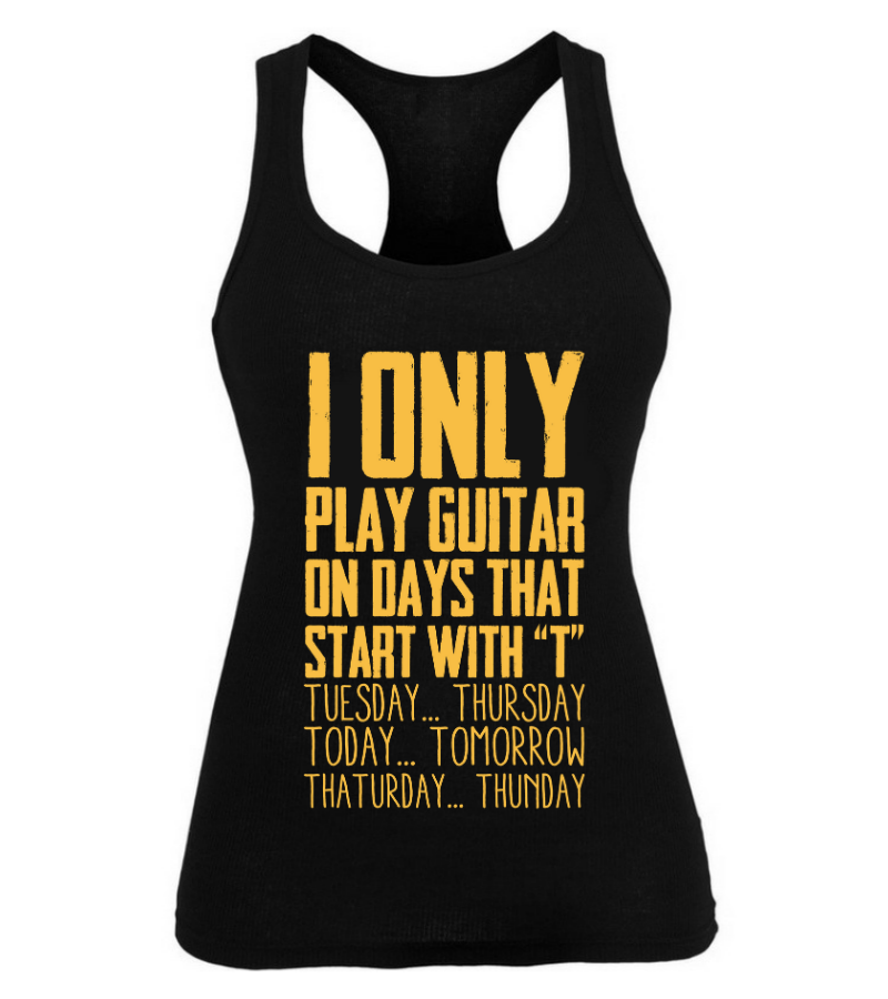 I only Play Guitar