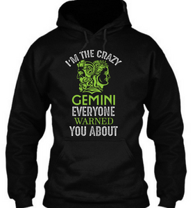 I Am crazy Gemini