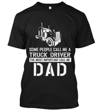 Truck Driver Dad